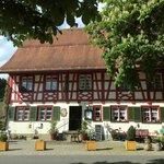 Front of Gasthof Zum Ritter