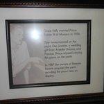 Grace Kelly Area