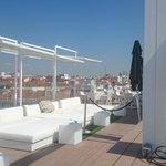 Nice terrace!