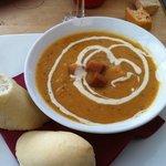 fameuse soupe de légumes