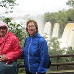Bring rain gear to experience the falls up close