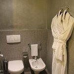 Łazienka w pokoju privilege