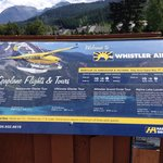 Whistler helicopter