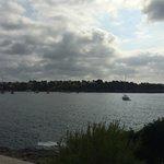 View from the Buffet Restaurant (Vidourmet at Ran de Mar)