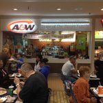 A&W Timmins Square Food Court