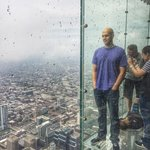 Skydeck! Great experience!