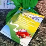 Listel Hotel Sweet Valet Departure Gift