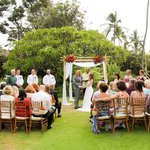 Garden Wedding. Kelly Lemon Photography