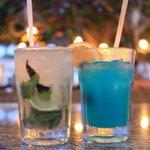Cocktails at Social Bar