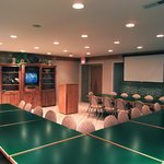 Conference facilities available for use