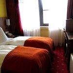 ホテルの部屋です