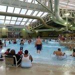 Wave pool.