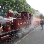 Choo Choo!!!!! Loved the Isle Of Man Steam Train!!