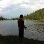 Fishing @ Hume Lake