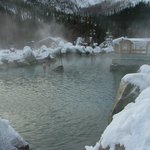 Outdoor Hot Springs