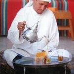 Berber village...Chicken tajine lunch, ending with mint tea with LOTS of sugar