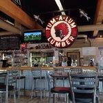Foto de Nookie's Restaurant & Brewery
