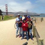 Easy Path to the Golden Gate Bridge