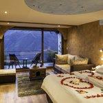 Habitación Romántica Amor Celestial
