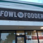 Fowl and Fodder