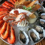 best seafood buffet on the coast