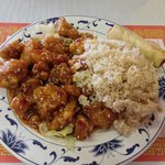 Sesame Chicken Lunch Special - $6.75!