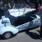 Pacific Grove Little Car Show