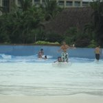 alberca de olas