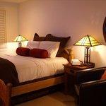 Bedroom:  Turning in at Night