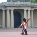 Changing of the Guard commences