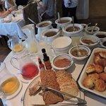 part of breakfasts