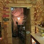 hotel wine cellar