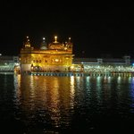 Amritsar by Night