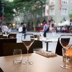 Palettes Restaurant streetscape
