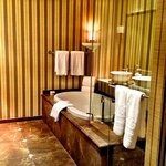 Fabulous bathroom in one bedroom suite