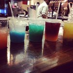 Awesome drinks and bartenders!