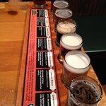 Beer Sampler:)