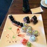 Wonderful Sushi Lunch