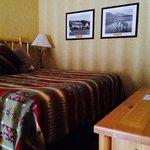 Loft Suite 318 bed
