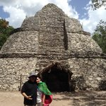 Look out in Coba