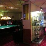 Billiard Corner