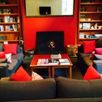 Ansonia Lounge & Library