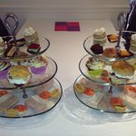 Afternoon Tea for 4.
