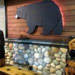 Lots of Cute Bears, Black Bear Diner, Milpitas, CA