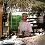 Daniel chef y hombre orquesta