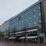 Exterior - Hotel view from street