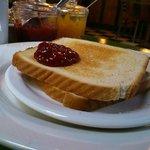 """Copieux petit-déjeuner """"à la carte"""""""
