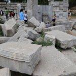 Ruins at Park