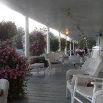 Magnifique porche