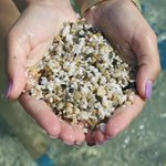 Песочно-галечный пляж